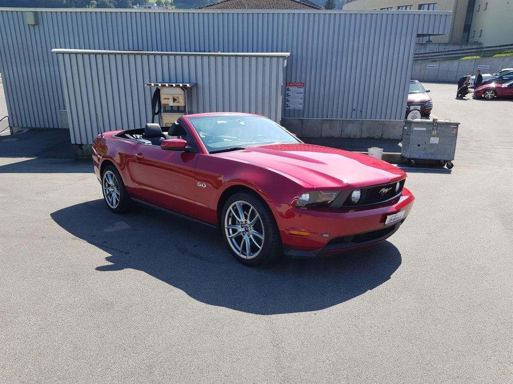 Ford MUSTANG Cabrio 5.0 V8 GT Premium