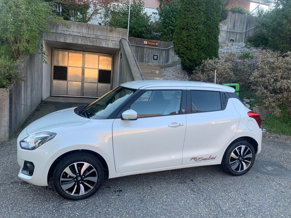 Suzuki Swift 1.2i Piz Sulai Allgrip 4x4