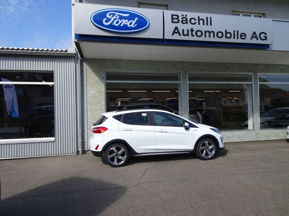 Ford Fiesta 1.0 SCTi Active+