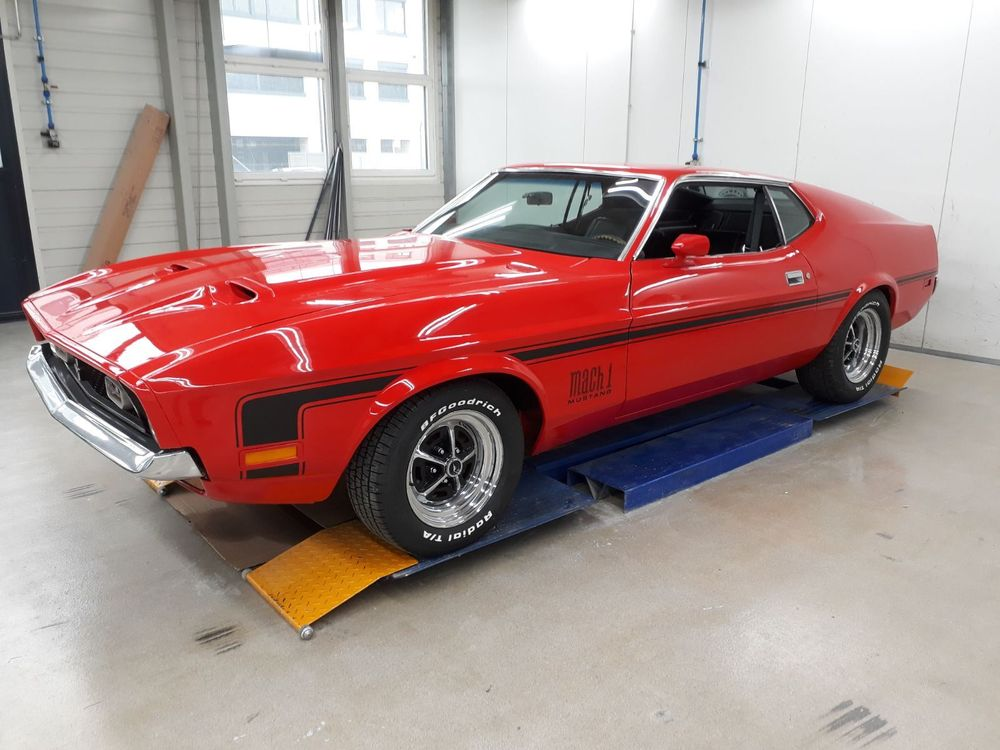 FORD (USA) Mustang  Mach 1