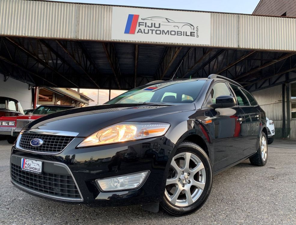 Ford Mondeo 2.0 EcoBoost SCTi Carving PowerS