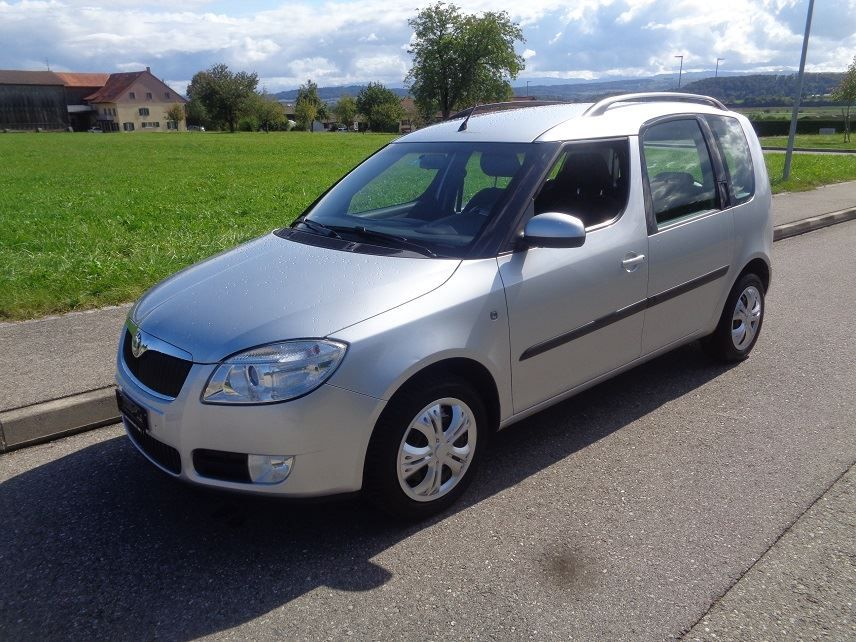 SKODA Roomster 1.6 Style