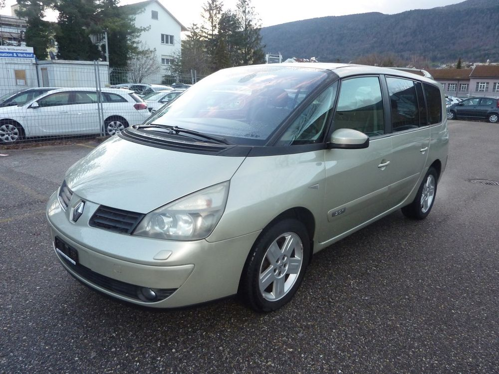 Renault Grand Espace 2.0 Turbo Expression