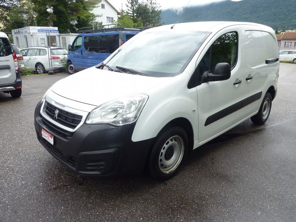 Peugeot Partner 1.6 BlueHDI Active