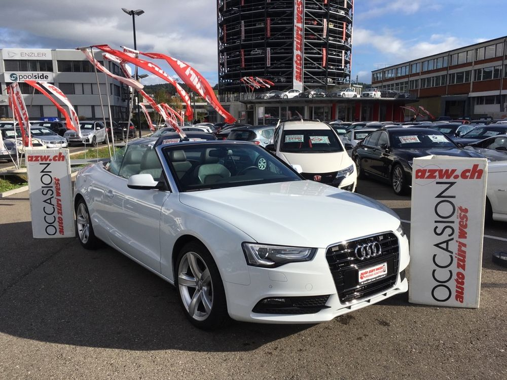 Audi A5 Cabriolet 1.8 TFSi Ambition
