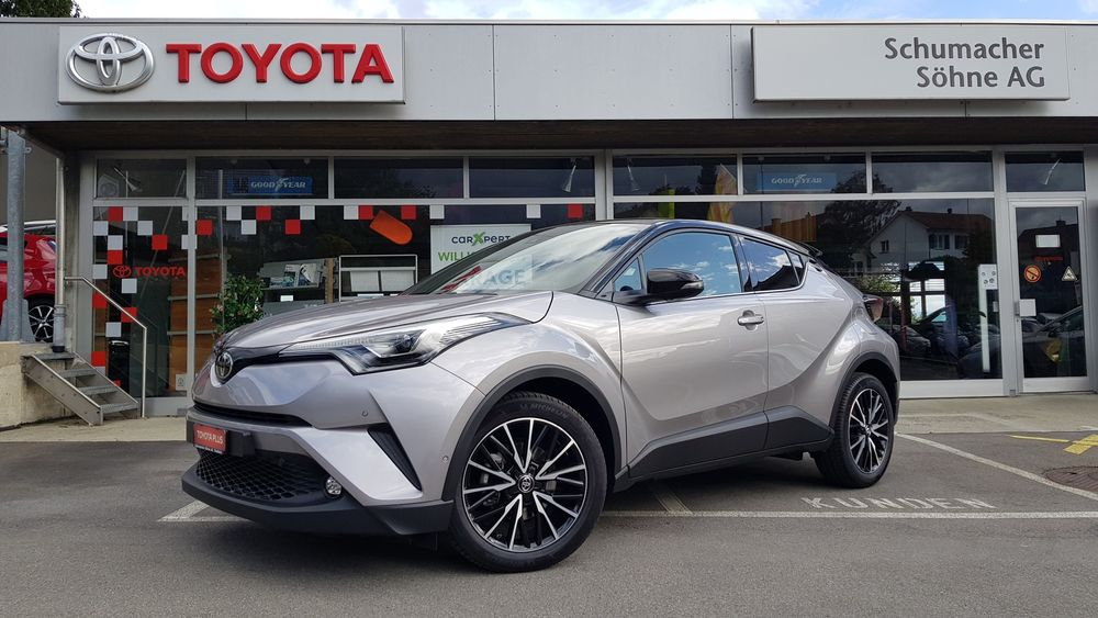Toyota C-HR 1.2 Turbo Trend 4WD Multidrive S