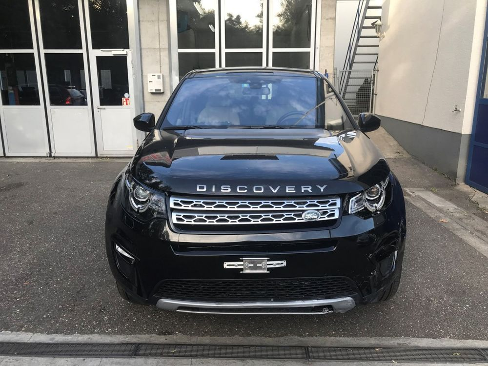 Land Rover Discovery Sport 2.0 Si4 HSE Luxury AT9