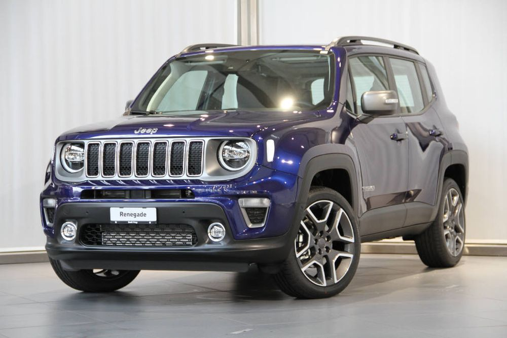 Jeep Renegade 2.0 CRD 140 Limited AWD