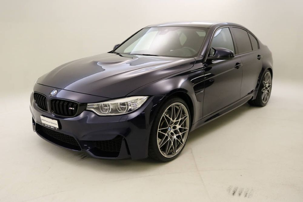 BMW 3er M3 Competition