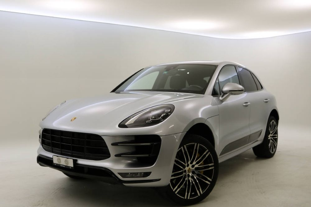 Porsche Macan 3.6 V6 Turbo Performance