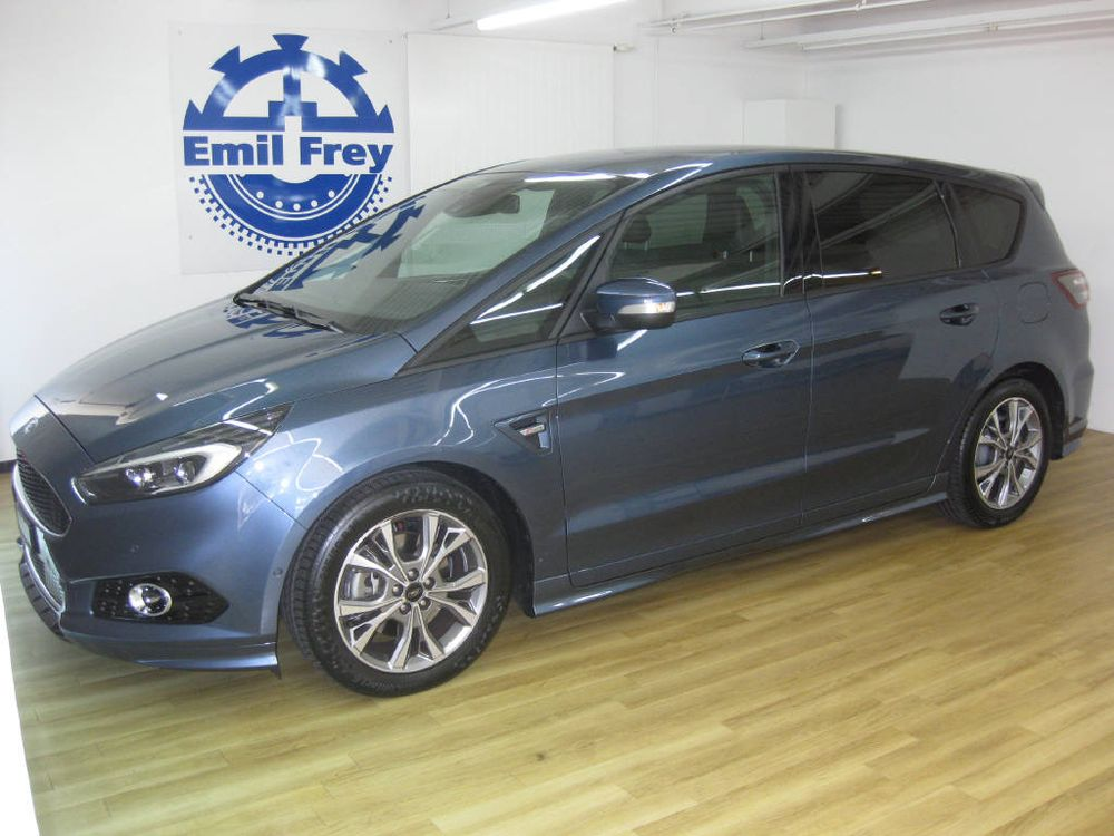 Ford S-Max 2.0 TDCi 190 ST-Line