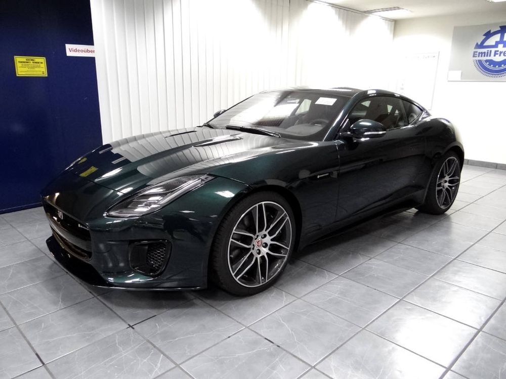 Jaguar F-Type 2.0 R-Dynamic