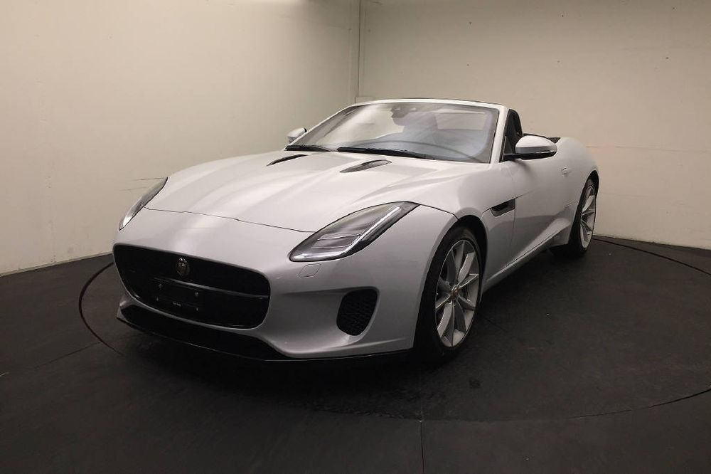 Jaguar F-Type 2.0
