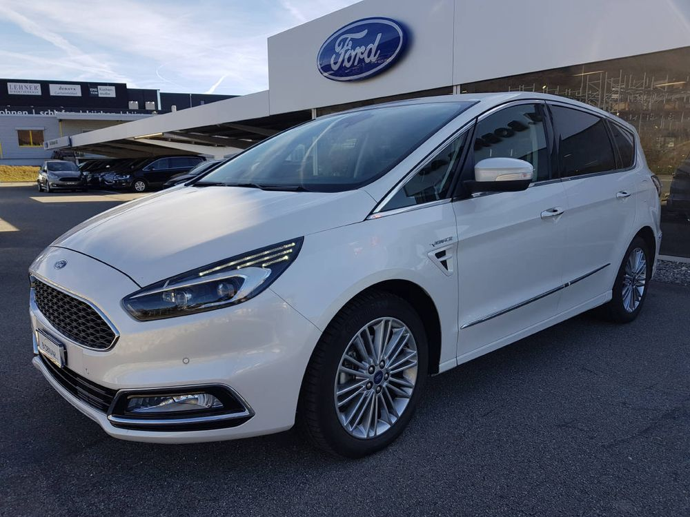 Ford S-Max 2.0 TDCi 210 Vignale FPS
