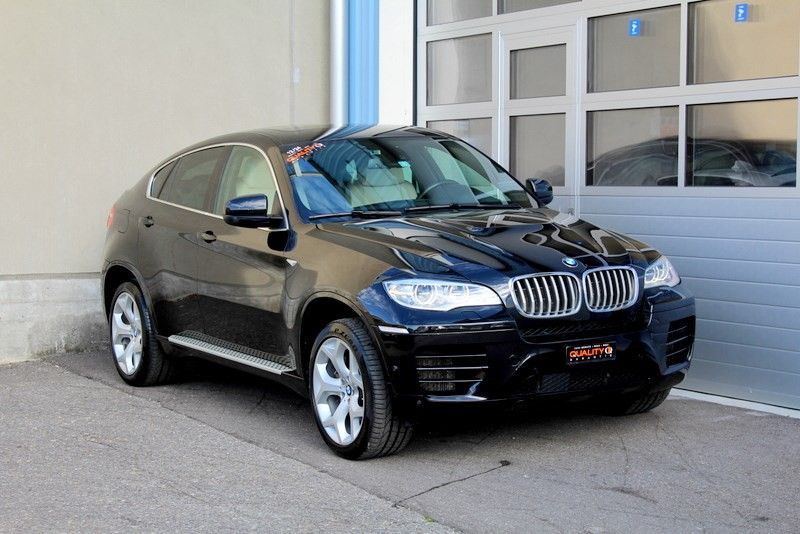 BMW X6 M50d Steptronic