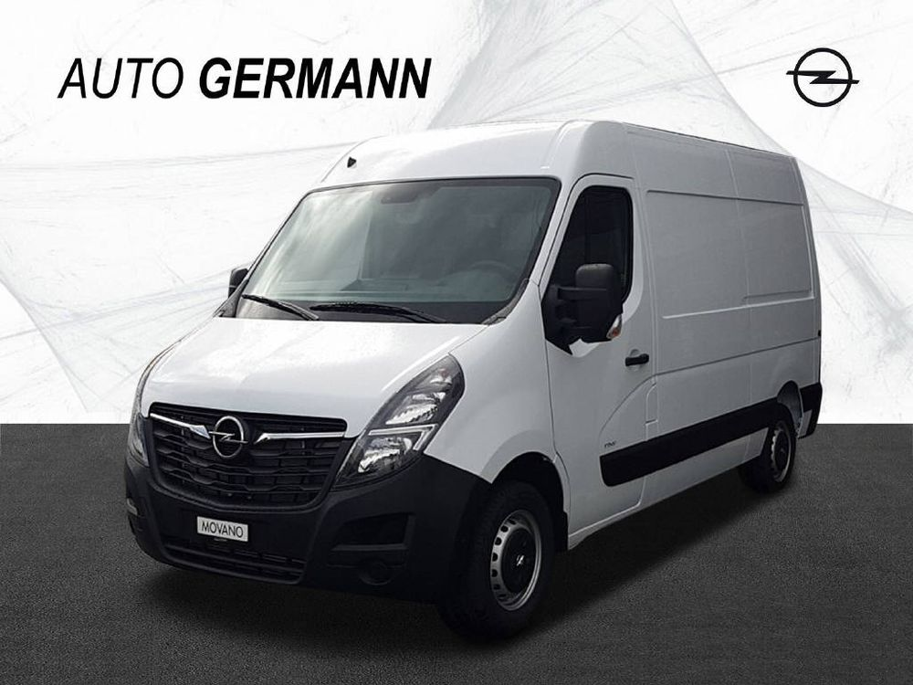 Opel Movano Kaw. 3.5 t L2 H2 2.3 TD 150 S/S