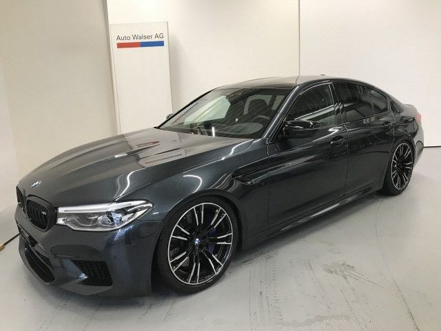 BMW M5 xDrive Competition