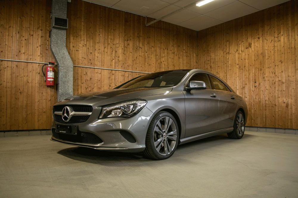Mercedes-Benz CLA 220 d 4Matic 7G-DCT