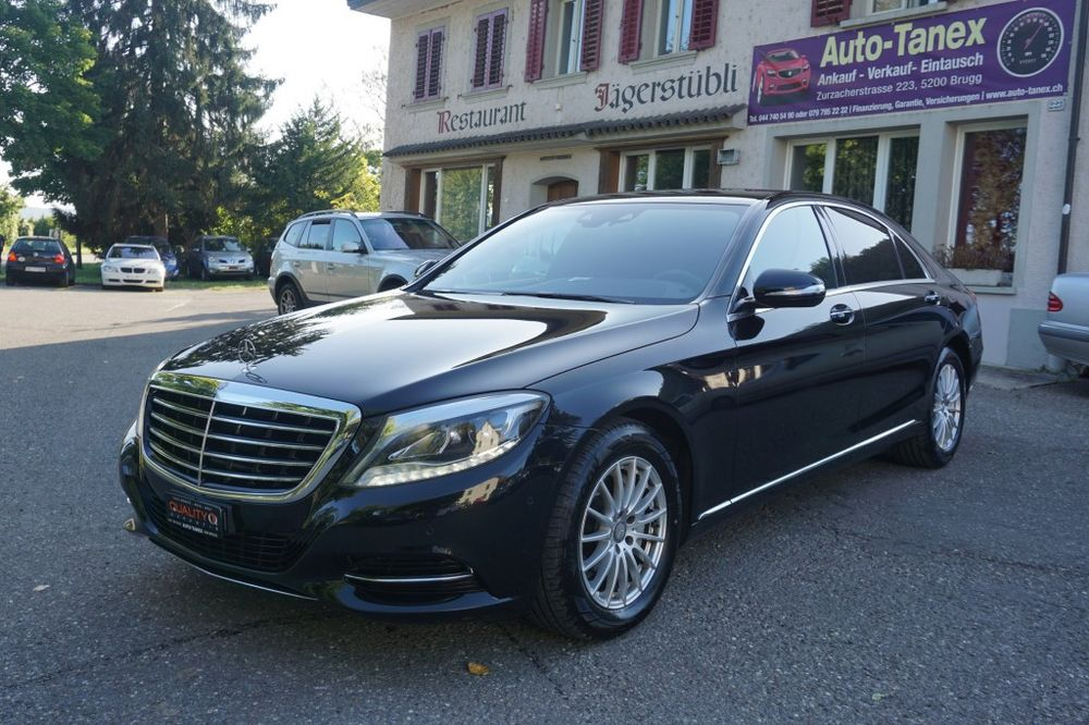 Mercedes-Benz S 350 BlueTEC 4Matic 7G-Tronic