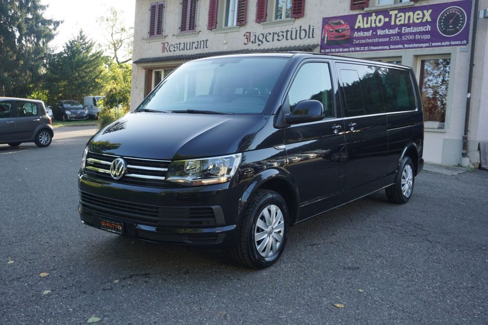 VW T6 2.0 TDI 4Motion DSG