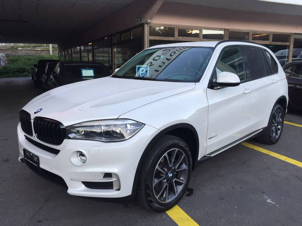 BMW X5 xDrive 30d 7-Plätze Steptronic