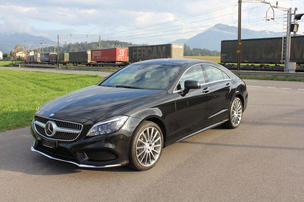 Mercedes-Benz CLS 400 4Matic 9G-Tronic