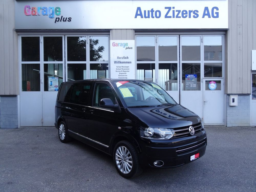VW T5 Multivan 2.0 Bi-TDI CR Highline 4Mot