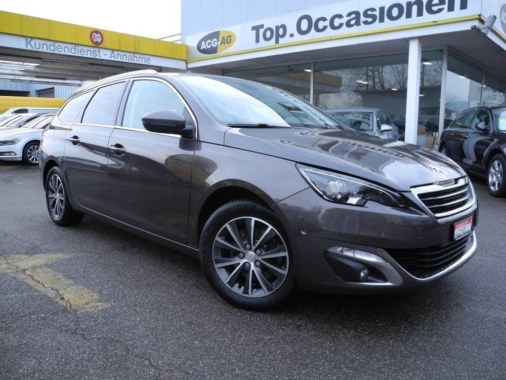 Peugeot 308 SW 2.0 BlueHDI Allure Automatic