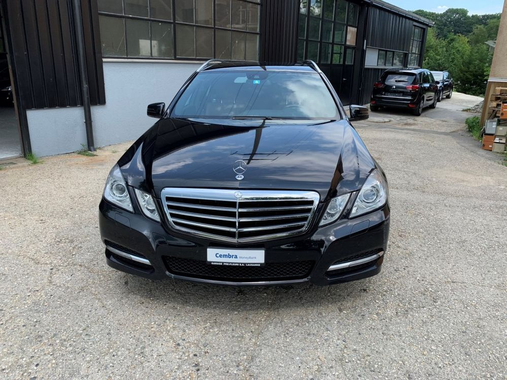 Mercedes-Benz E 250 CGI BlueEfficiency Avantgarde 7G-