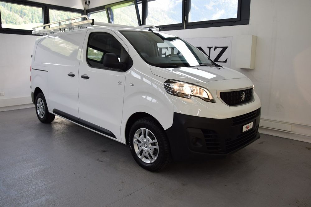 Peugeot Expert 2.0 BlueHDi 150 S&S Allure Stand