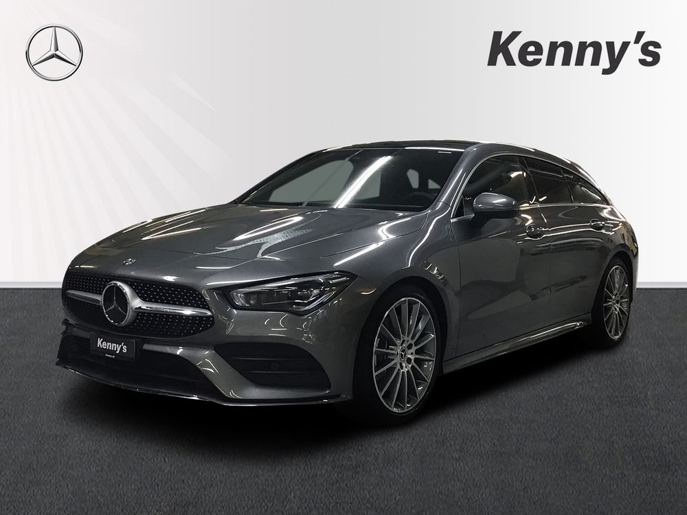Mercedes-Benz CLA 250 AMG Line 4m Shooting Brake
