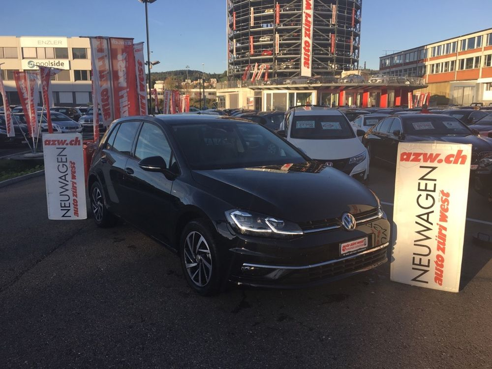 VW Golf 1.6 TDi Comfort JOIN DSG-Automat
