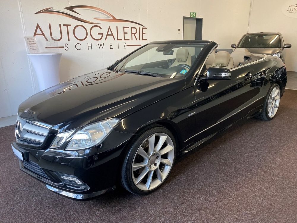 Mercedes-Benz E 350 CGI BlueEfficiency 7G-Tronic * Lo