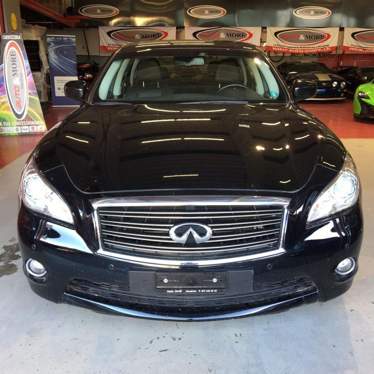 Infiniti M35h Business Edition Automatic