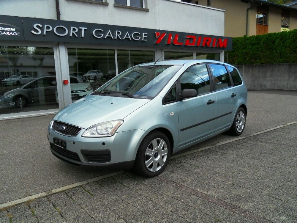 Ford Focus C-Max 1.6 Ti-VCT Carving