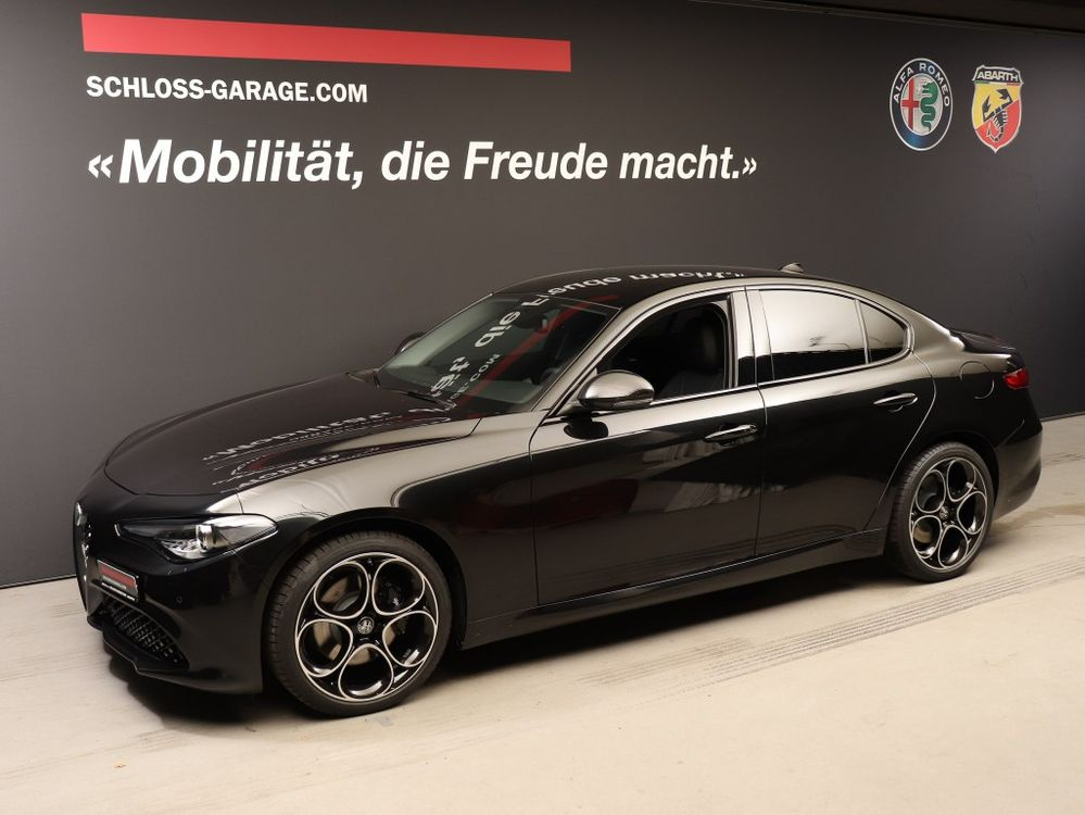 Alfa Romeo Giulia 2.0 MA 200 AT B-Tech
