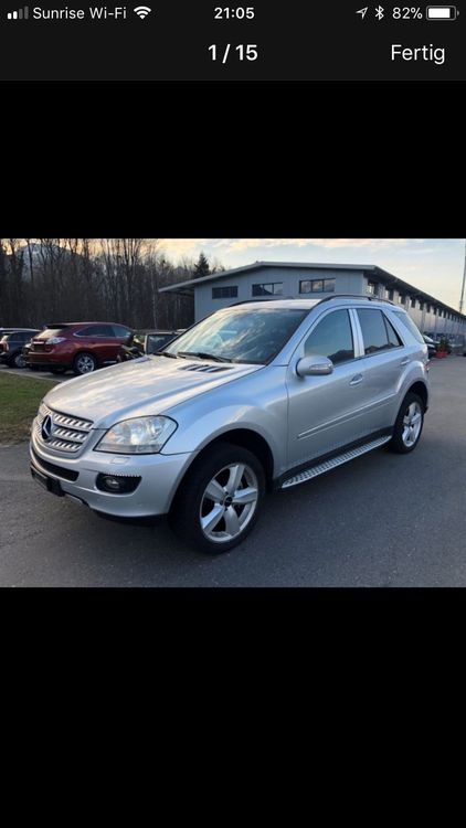 MERCEDES-BENZ ML 350 (320) CDI 4Matic 7G-Tronic