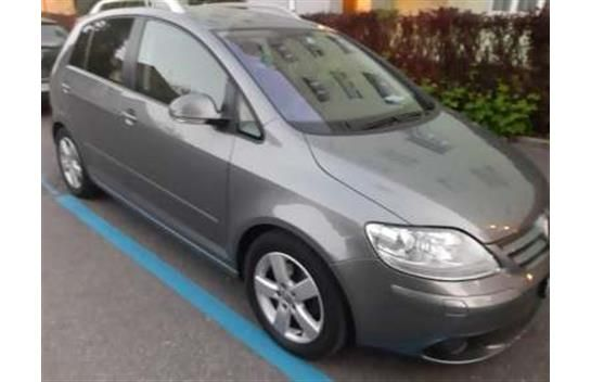 VW Golf Plus 1.4 TSI Comfortline