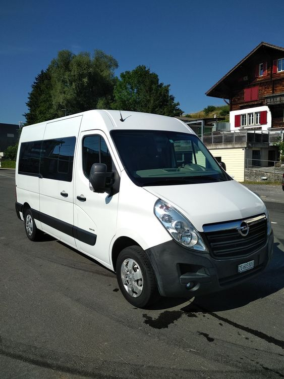 OPEL Movano 2.3 DT 3.5t L2H2