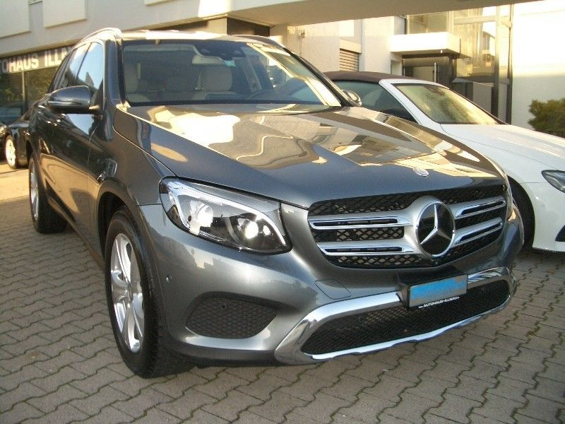 Mercedes-Benz GLC 250 Exclusive 4Matic 9G-Tronic