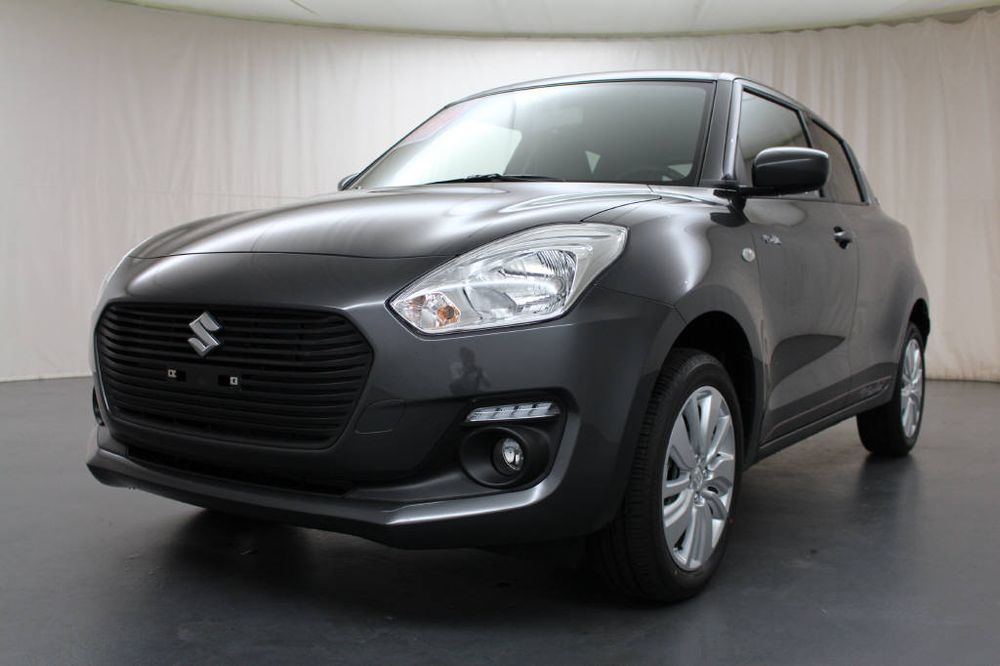 Suzuki Swift 1.2 Piz Sulai 4x4