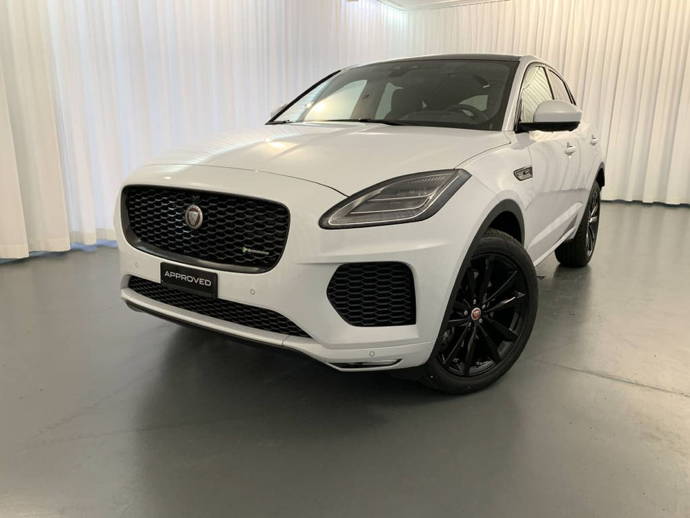 Jaguar E-Pace 2.0 T 250 Chequered Flag AWD