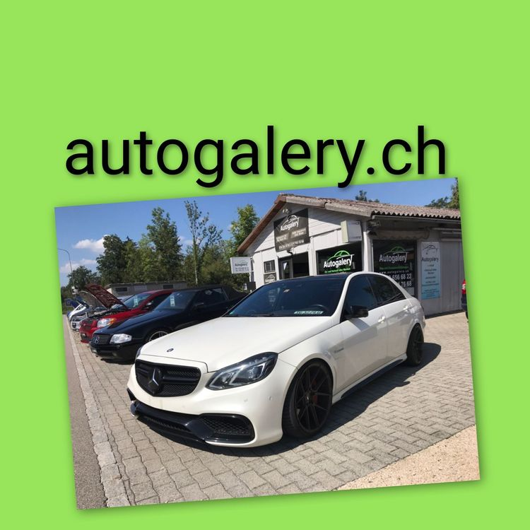 MERCEDES-BENZ E 63 AMG S 4Matic Speedshift