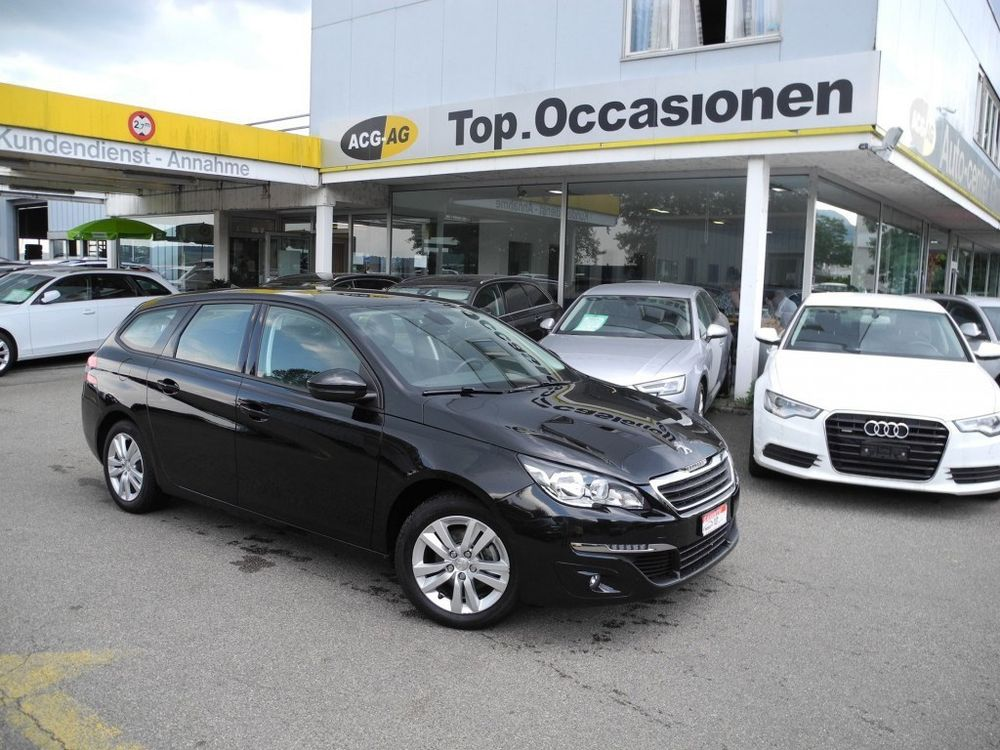 Peugeot 308 SW 1.6 BlueHDI Business EAT