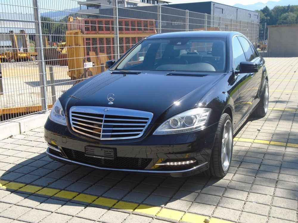 Mercedes-Benz S 350 BlueEfficiency SS 4Matic 7G-Tronic