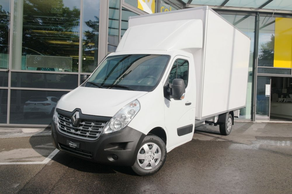 Renault Master Kab.Ch.3.5t L3H1 2.3 dCi 145