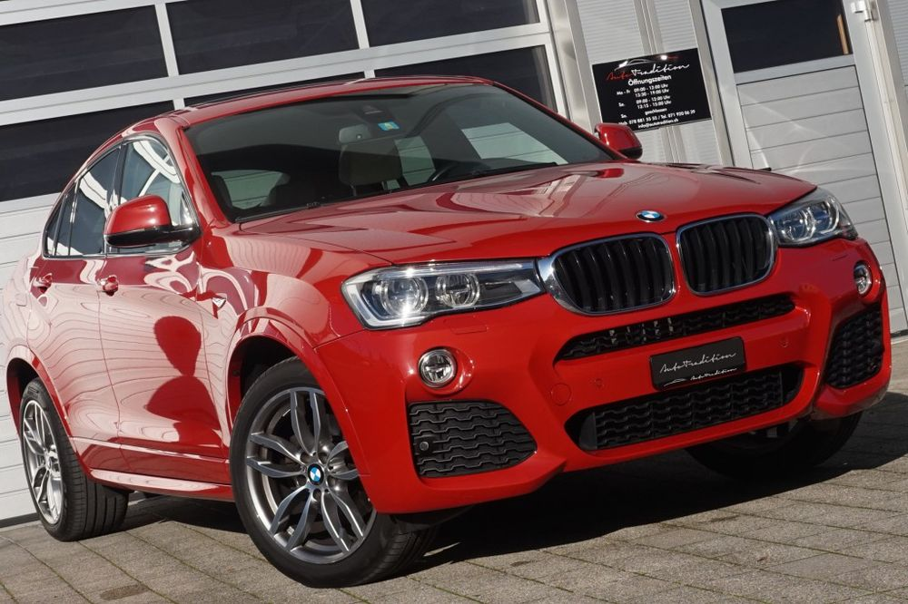 BMW X4 xDrive 20d - M PAKET - FULL OPTION