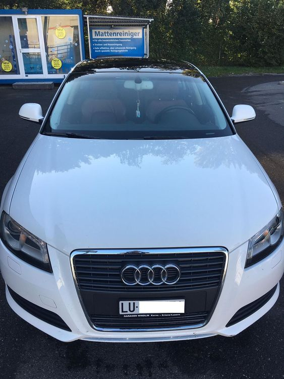 AUDI A3 Sportback 1.8 TFSI Attraction S-tronic