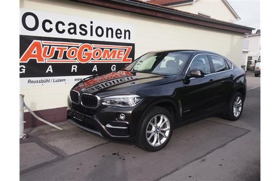 BMW X6 xDrive 30d Steptronic