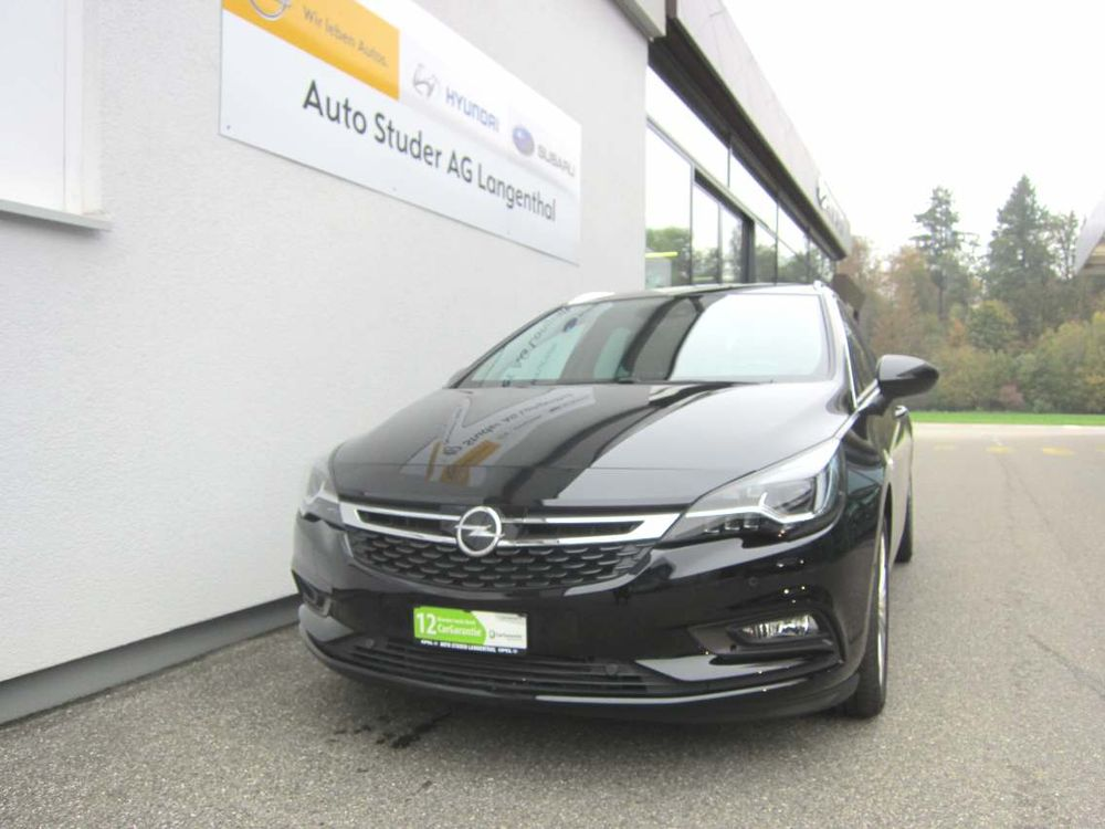 Opel Astra K ST 1.6 T Excellence S/S